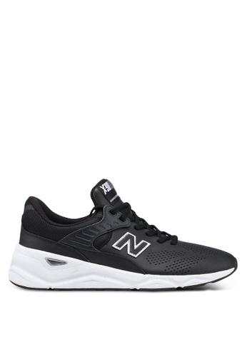 New Balance black X90 Lifestyle Shoes 3F1AASH631225BGS_1