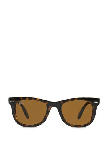 Wayfarer 經典折疊太陽眼鏡, zalora 心得 ptt飾品配件, 飾品配件