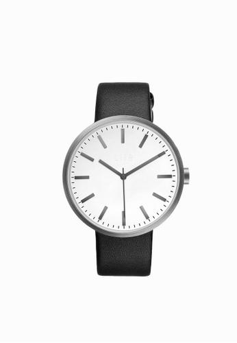 Life8 white Casual Sapphire Pure Scale Watch (Two Straps)-05252-White LI248AC2UXKBHK_1