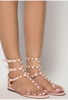 Jessie studded sandals