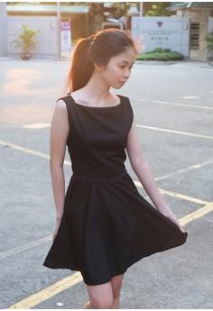 Audrey Cut-Out Dress
