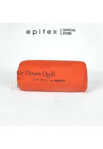 Epitex orange Epitex Air Down Quilt - Blanket - Basic Blanket - Summer Duvet - Breathable Quilt (Orange) 5759AHL8E73106GS_1