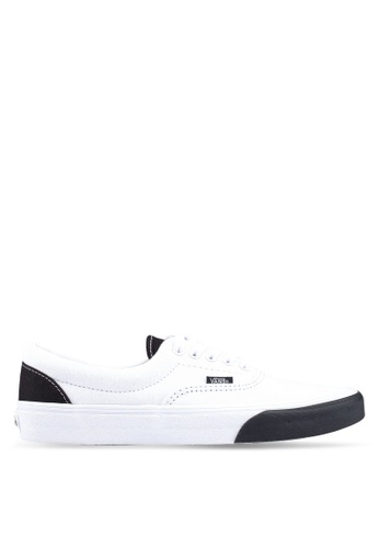 VANS white Era Color Block Sneakers 5AFACSHF45619DGS_1
