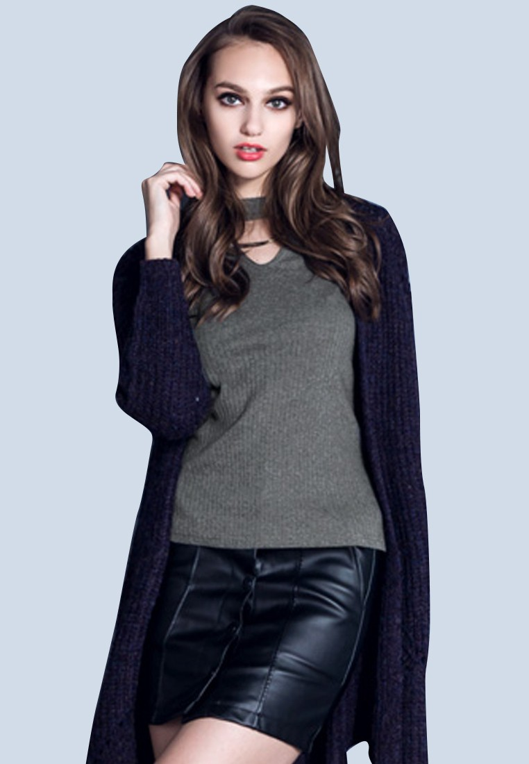 Sultry Magnificence Knit Top