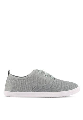 ONLY grey Seline Plain Sneakers 73703SH374D203GS_1