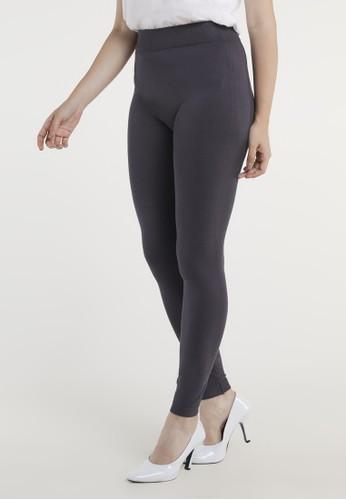 Tahlia grey Tahlia Basic Legging Hitam UltraFlex up to 80kg F9DE3AA985C973GS_1