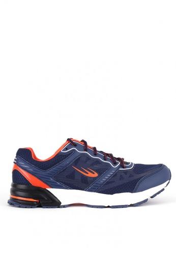 World Balance blue Terra Stride MS Running Shoes 5004FSH188E7C4GS_1