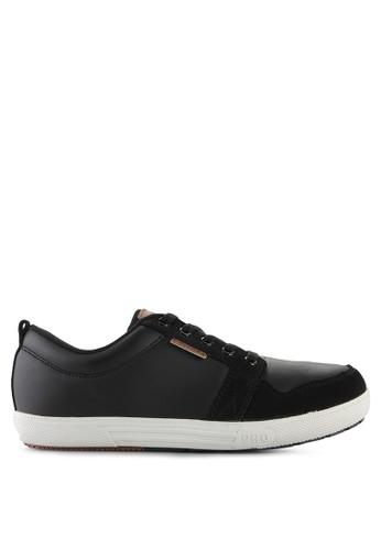 Homypro black Ronson 02 Sneakers HO843SH36MSTID_1