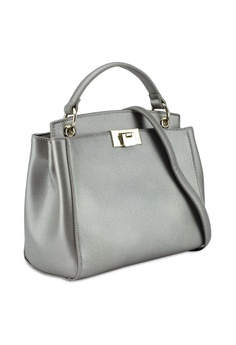 8% OFF Marie Claire Embossed Brand Print Top Handle Bag RM 131.13 NOW RM  121.13 Sizes One Size 962b98a60e604