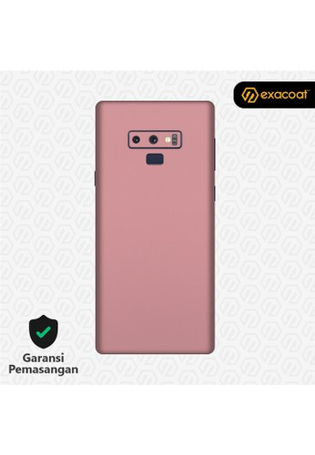 Exacoat Galaxy Note 9 3M Skins Blush Pink - Cut Only 63FF0ES6F3ADFAGS_1