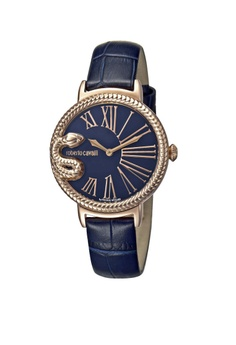 81d55b1cf3412 roberto cavalli purple and gold Roberto Cavalli Casual Watch Leather for  Women CFCCCAC8B16853GS 1