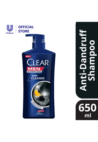 Clear Clear Men Deep Cleanse Anti-Dandruff Shampoo 650 ml B2B21ESF5896DCGS_1