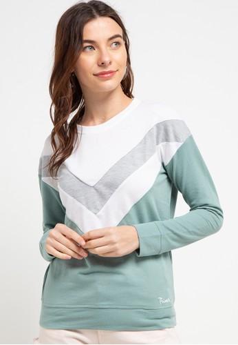 TRISET green Stripe Adhel 1310FAA4663287GS_1