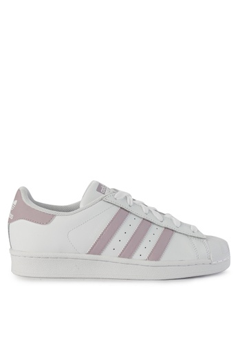 first rate b0126 4af20 adidas originals superstar w