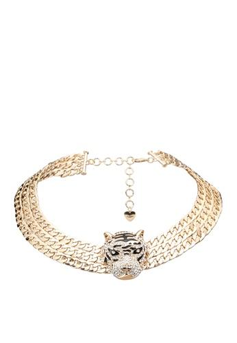 ALDO gold Legakin Necklace 71792ACEAC67B6GS_1