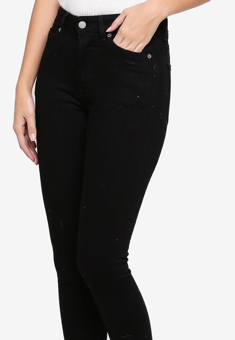 Black Black Erin Black Denim Jeans Erin Jeans Dr Jeans Denim Erin Dr Denim Dr q0qwtAOxU