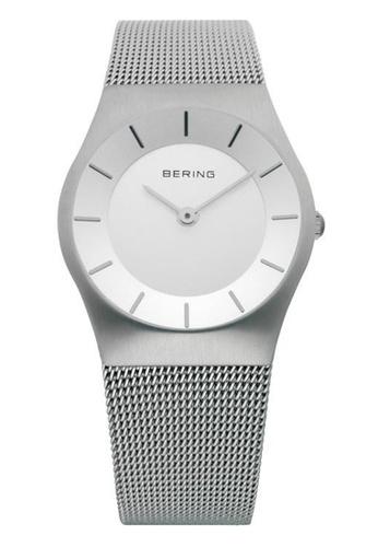 Bering silver Classic 11930-001 White 30 mm Women's Watch E00EFACA735171GS_1