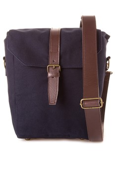 HUSQ Navy Blue Thermal Lunch Bag
