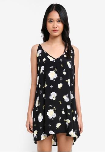 Factorie black Someday Swing Dress 041A4AA9649854GS_1
