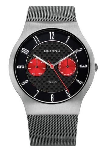 Bering black Classic 11939-229 Black 39 mm Men's Watch F8004ACE2D01B7GS_1