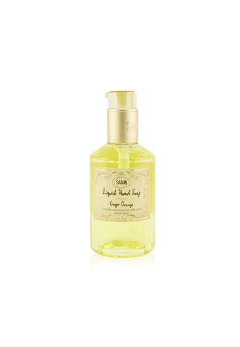 Buy Sabon Sabon Liquid Hand Soap Ginger Orange 200ml 7oz Online On Zalora Singapore All products from ginger liquid drops category are shipped worldwide with no additional fees. zalora singapore
