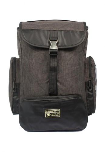 Prosport brown Prosport Backpack 1806-17 - Coffee C5248AC77C3FDEGS_1
