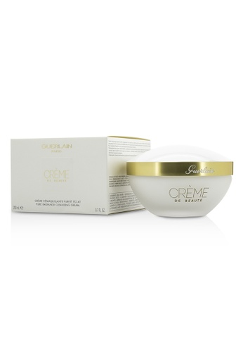 Guerlain GUERLAIN - Pure Radiance Cleansing Cream - Creme De Beaute 200ml/6.7oz D49D6BE3149997GS_1
