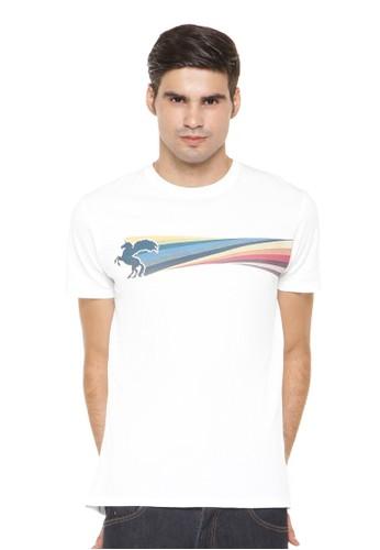 Poshboy Tshirt Pegasus Print
