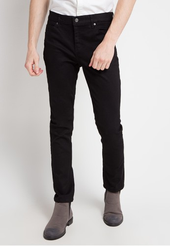 Cheap Monday black Tight Skinny Fit E6E97AA3A28C2FGS_1