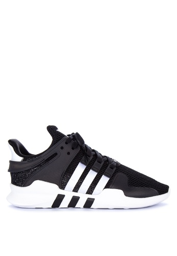 Adidas Originals Eqt Support Adv Blackwhitegum B37345