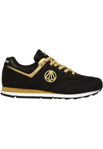 paperplanes black Paperplanes-1336 Classic Lace Up Suede Running Sneakers Shoes US Women Size PA355SH47PGYSG_1