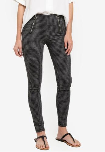 LC Waikiki grey Grey Skinny Trousers 1DDF9AA34CFDEEGS_1