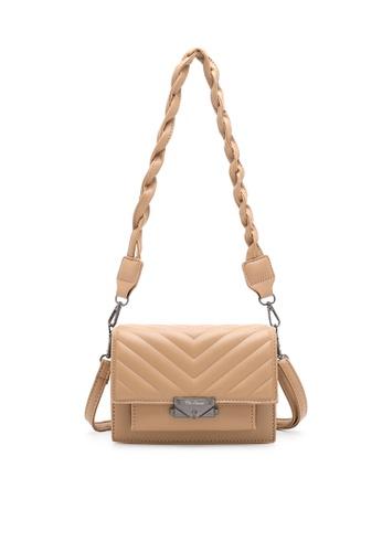 Wild Channel brown Women's Sling Bag / Shoulder Bag / Crossbody Bag 93FB3AC9368219GS_1