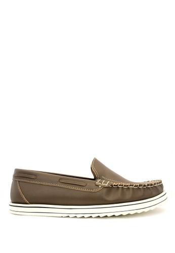 STEFANIA BALDO brown Bastine Shoe ST294SH0UXTSID_1