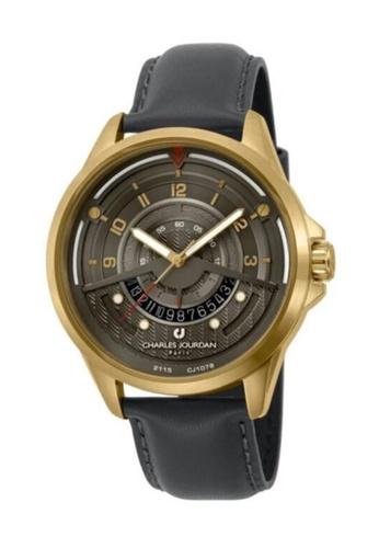 Charles Jourdan gold Charles Jourdan Men Watch Multi-Function CJ1078-1215 46B0AAC001ADE7GS_1