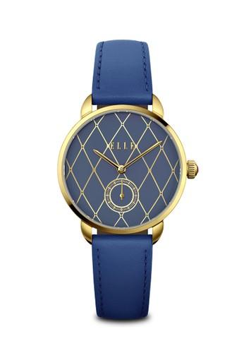 ELLE blue Jam Tangan Wanita Elle Time EL20464S03N 7F3F6ACE0180C5GS_1