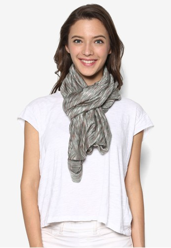 多色多用途圍巾zalora 心得披肩, 飾品配件, 飾品配件
