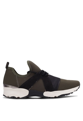Carvela KG green Lamar Sneakers CA459SH0RTB5MY_1