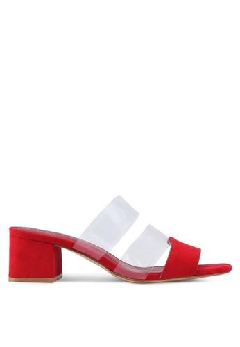 MANGO Vinyl straps sandals 1xbEU6y