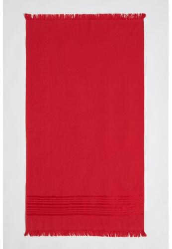 DeFacto red Beach Towel 39B2EAC9DC41FEGS_1
