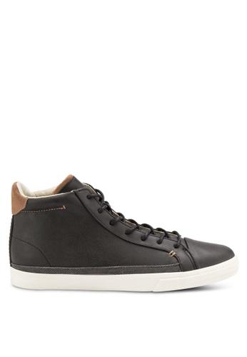 Call It Spring black Coronelle Sneakers CA512SH53GBUMY_1