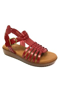 Katrina Leather Sandals