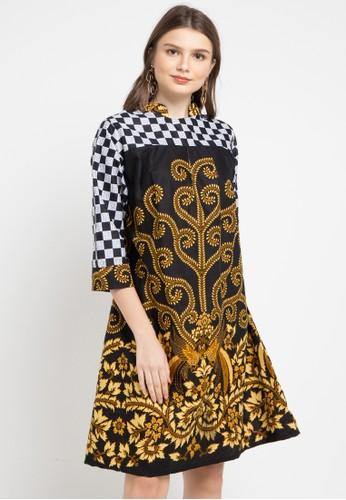 Batik Suryamas multi Dress Vitrop 5AD53AAC237A49GS_1