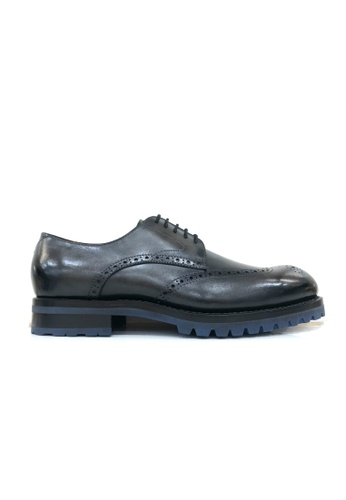 Giorostan black Men Casual Shoes 0BFF5SH9975E52GS_1