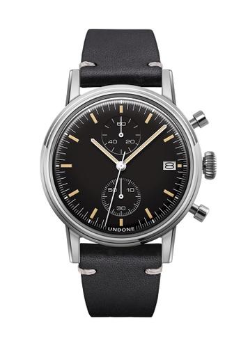 Undone black and multi and silver Undone Vintage Speedy Watch  UN712AC2VEJ3HK_1