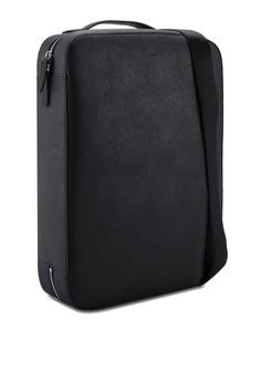 87b3f5ff8b29 Agnes B Laptop Backpack S  675.00. Sizes One Size. CRUMPLER grey Chronicler Messenger  Bag FB659ACD394AB7GS 1