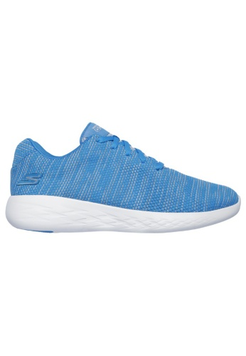 Skechers blue Skechers Men GORUN 600- 55066BLU 26091SH9D6FBF0GS_1