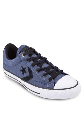 CONS Star Playeresprit outlet台北 丹寧帆布鞋, 鞋, 鞋