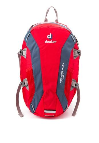Deuter red and blue Deuter Speed Lite 20 DE112AC35MQIPH_1