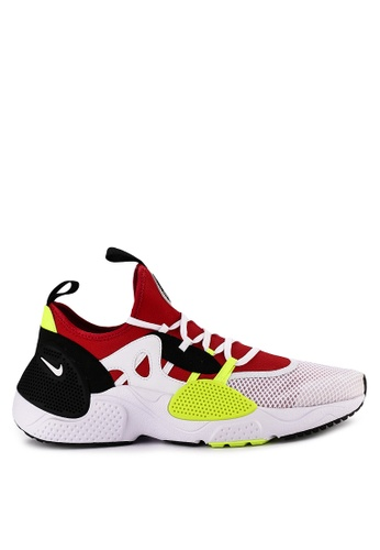 Nike white and multi Nike Huarache E.D.G.E. Txt Shoes A0F33SH46E5B84GS_1